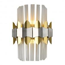 Настенный светильник Skala SKALA 81435/1W BRASS SILVER