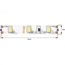 Светодиодная лента  SWG260-12-4.8-NW