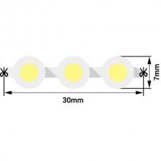 Светодиодная лента  DIP-96-12-7.7-R-68