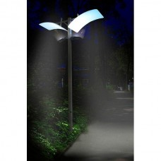 Наземный светильник Sky 560-32/w-50 (двухголовый)