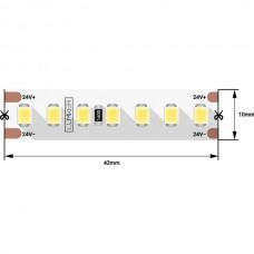 Светодиодная лента LUX DSG2168-24-NW-33