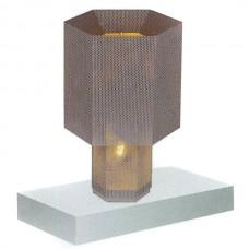 Интерьерная настольная лампа 130 KM0130P-1 silver