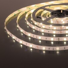 Светодиодная лента 12V 7,2W IP20 Лента светодиодная 12V 7,2W 30Led 5050 IP20 теплый белый, 5м